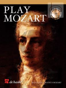Play Mozart (Soprano Rec.) (Bk-Cd) (easy-interm.)