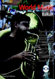 World Music Balkan Playalong (Ensemble) (Bk-Cd)