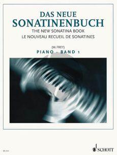 Das Neue Sonatinenbuch Vol.1 Klavier(Martin Frey)
