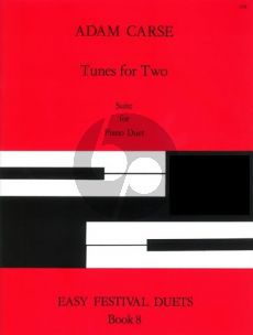 Carse Tunes for Two Piano 4 hds (Suite)