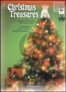 Christmas Treasures (Piano Solo with Duets) (Bk-Cd)