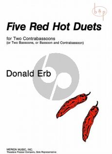 5 Red Hot Duets