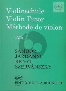 Violin Method Vol.4A