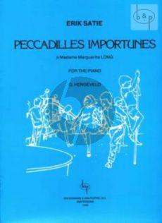 Peccadilles Importunes