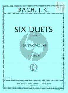 6 Duets Vol.2