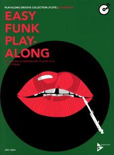 Easy Funk Play-Along Flute