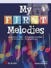 My First Melodies (34 Kinderliedjes) (Flute)
