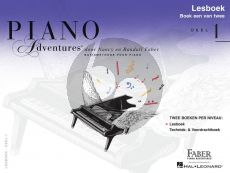 Faber Piano Adventures Lesboek 1 (Ned)