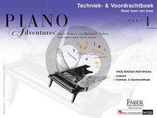 Faber Piano Adventures Techniek en Voordrachtboek 1 (Ned.)