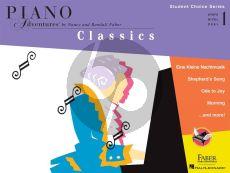 Faber Piano Adventures: Classics - Level 1