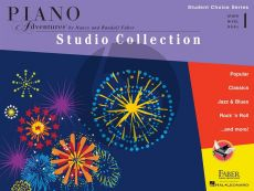 Faber Piano Adventures: Studio Collection -Level 1 (Student Choice Series)