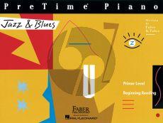 PreTime® Piano Jazz & Blues