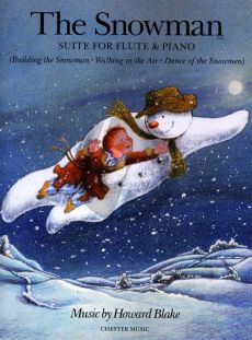 Blake The Snowman (Suite) (arr. Wilkinson & Scott)
