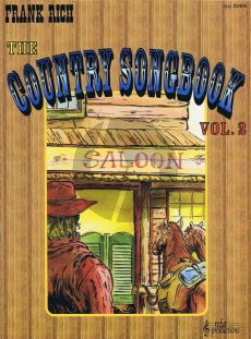 Rich The Country Songbook Vol.2 Piano of Keyboard