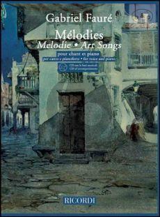 Melodies (Art Songs)