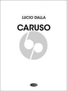Dalla Caruso for Voice and Piano