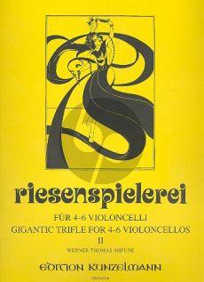 Riesenspielerei Vol.2 (4-6 Vc.)