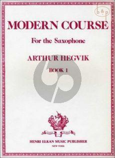 Modern Course Vol.1 Saxophone