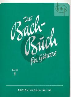 Das Bach Buch Vol.1