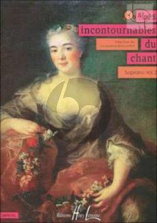 Les Incontournables du Chant Vol.2 (Soprano)