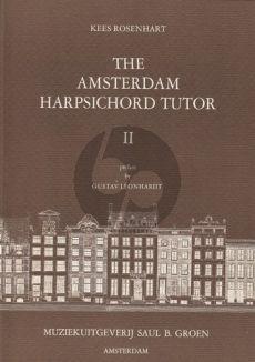 Rosenhart Amsterdam Harpsichord Tutor Vol.2