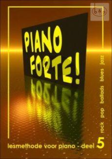 Piano Forte! Lesmethode voor Piano Vol.5