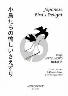 Japanese Bird's Delight