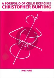 Bunting Portfolio of Cello Exercises Vol.1