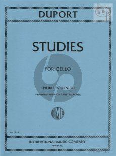 21 Studies (revised by Friedrich Grutzmacher)