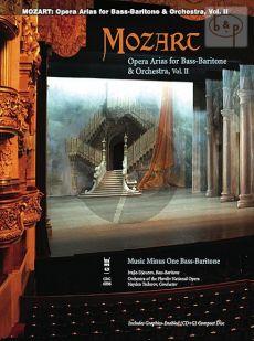 Mozart Opera Arias for Bass-Baritone and Orchestra Vol.2