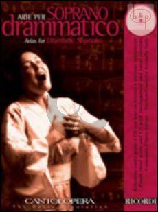Arias for Dramatic Soprano (Voice-Piano)