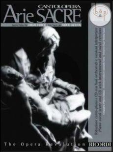 Sacred Arias for Medium Voice (with Piano)