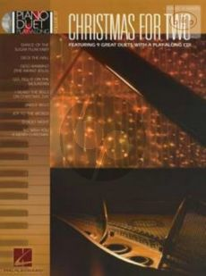 Christmas for Two Piano Duet