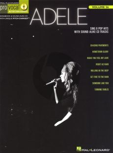 8 Songs (Pro Vocal Women's Ed. Vol.56) (Bk-Cd)