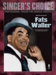 Singer's Choice - Sing the Songs of Fats Waller