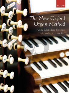 Marsden Thomas The New Oxford Organ Method