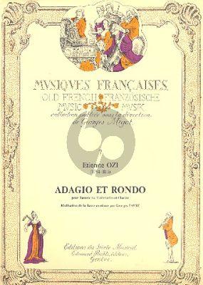 Ozi Adagio et Rondo Basson-Piano (Favre)