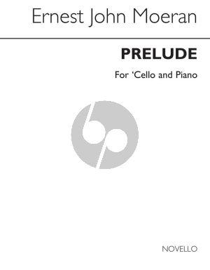 Moeran Prelude for Cello and Piano