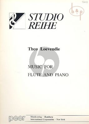 Loevendie Music for Flute and Piano