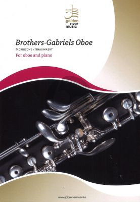 Brothers-Gabriels Oboe Oboe-Piano