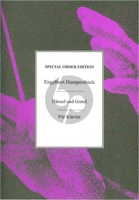 Humperdinck Hansel und Gretel Piano solo (arr. Wesley Schaum) (easy level)