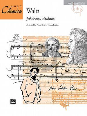 Waltz Op.39 No.15 (Simply Classic)