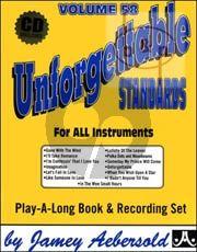 Jazz Improvisation Vol.58 Unforgettable