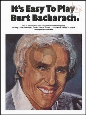 It's Easy to Play Bacharach
