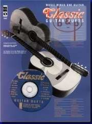Classical Guitar Duets (Easy-Medium)