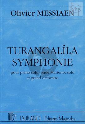 Turangalila Symphonie (version 1990)