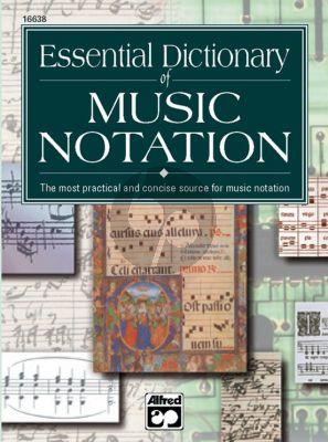 Gerou-Lusk Essential Dictionary of Music Notation