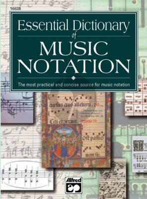 Gerou-Lusk Essential Dictionary of Music Notation