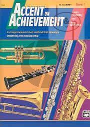 Accent on Achievement Vol.1 Bb Clarinet