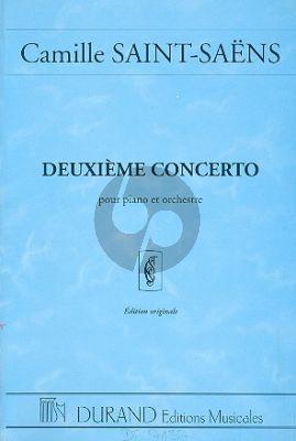Concert No.2 Op.22 Piano et Orchestre